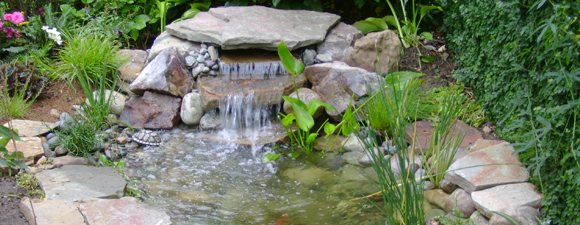 Outdoor Escapes Water Features